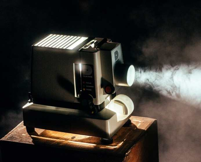 Picking An Odyssey Cinema Concepts Projector At Home
